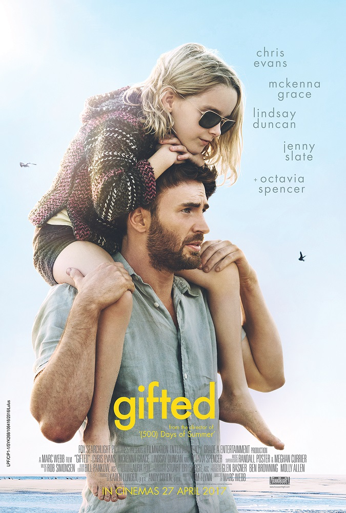 Gifted (2017) Movie Download / Watch Online In 300MB ESub
