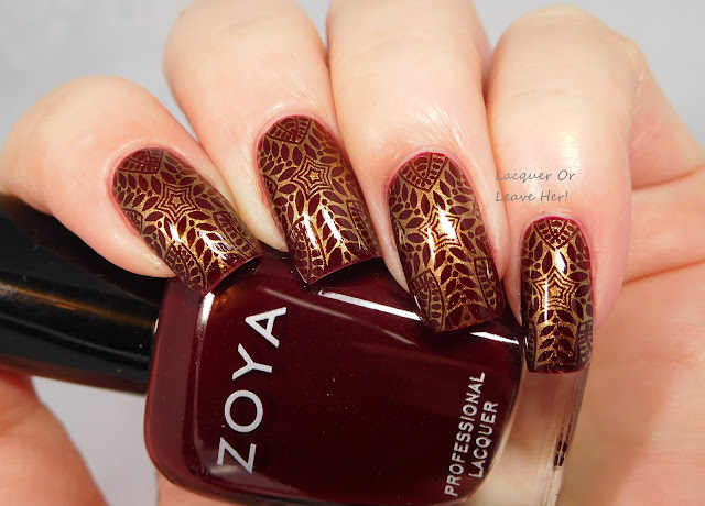 Zoya Courtney + UberChic Beauty 11-01