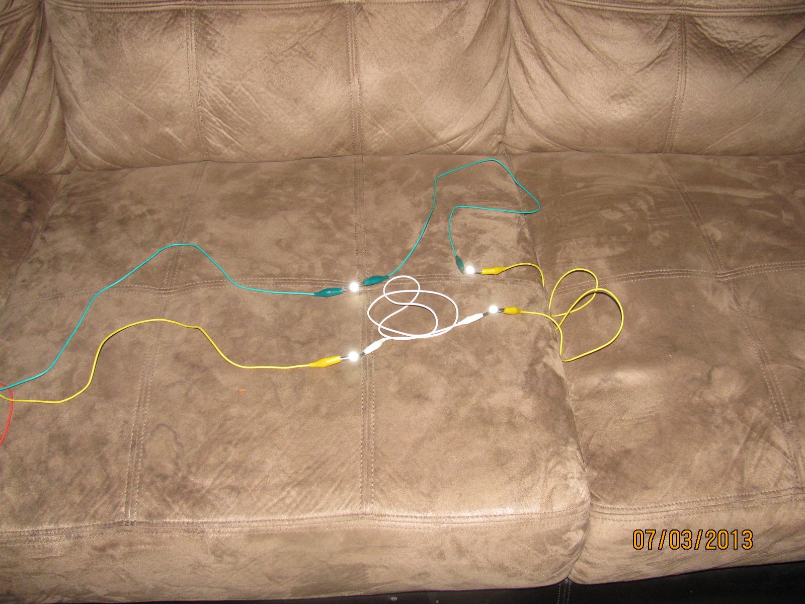 Dark Detecting Led Circuit Diagram