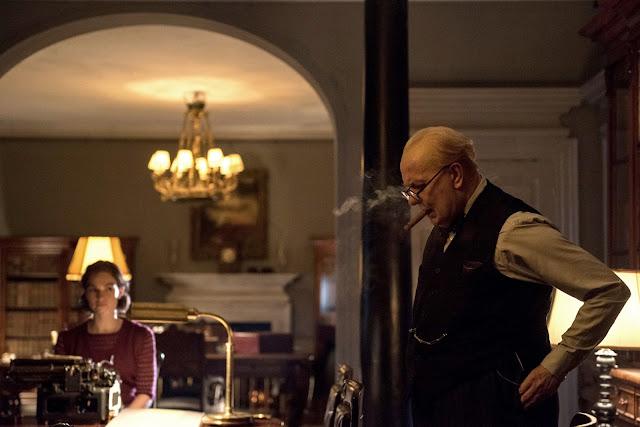 Darkest Hour: Film Review