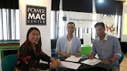 Power Mac Center partners with Apple Distinguished Program awardee  University of Visayas New School of Art & Design