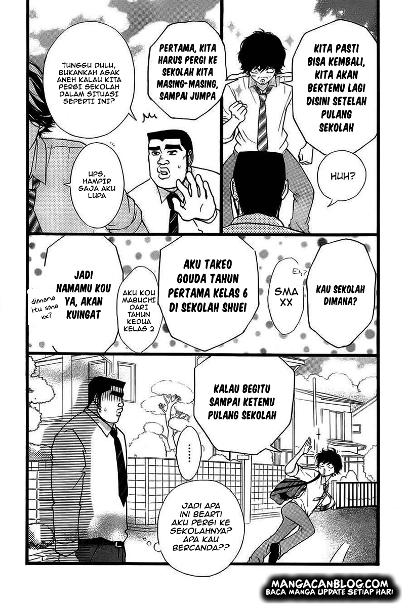 Ao Haru Ride Chapter 35.5-7