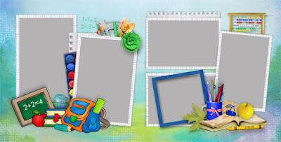 фотокнига для учеников начальных классов, школьная фотокнига