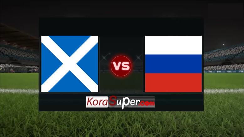 مشاهدة مــبــاشــرة روسيا ضد اسكتلندا 06-09-2019