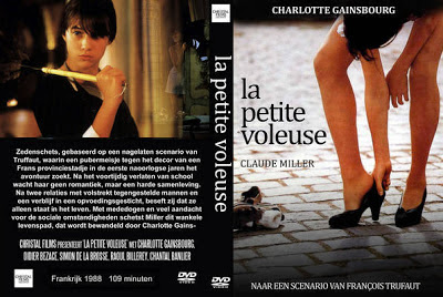 Маленькая воровка / La petite voleuse / The Little Thief. 1988. DVD.