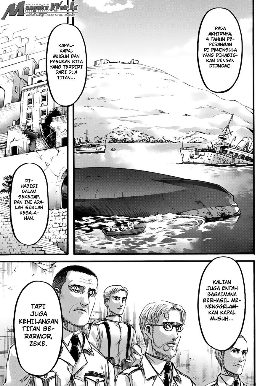 Shingeki no Kyojin Chapter 93 - Mangatuh
