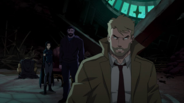 Justice League Dark Apokolips War 1080p latino