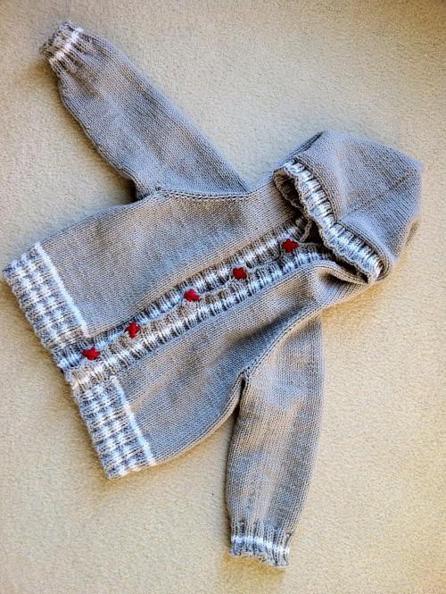 Kiddo Hoodo - Free Knitting Pattern