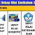 Aplikasi Rekap Nilai Kurikulum 2013