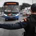 Homem é preso em flagrante após assalto a ônibus