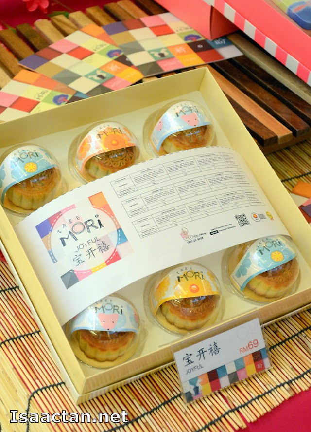 Joyful Mooncake Package - RM69