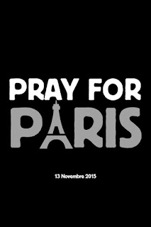 #jesuisparis #prayforparis