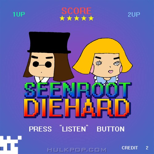 SEENROOT – 다이하드 DIEHARD – Single