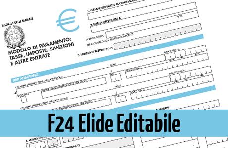 f24 semplificato editabile