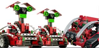 Pelatihan robotik bagi pelajar tahun 2017