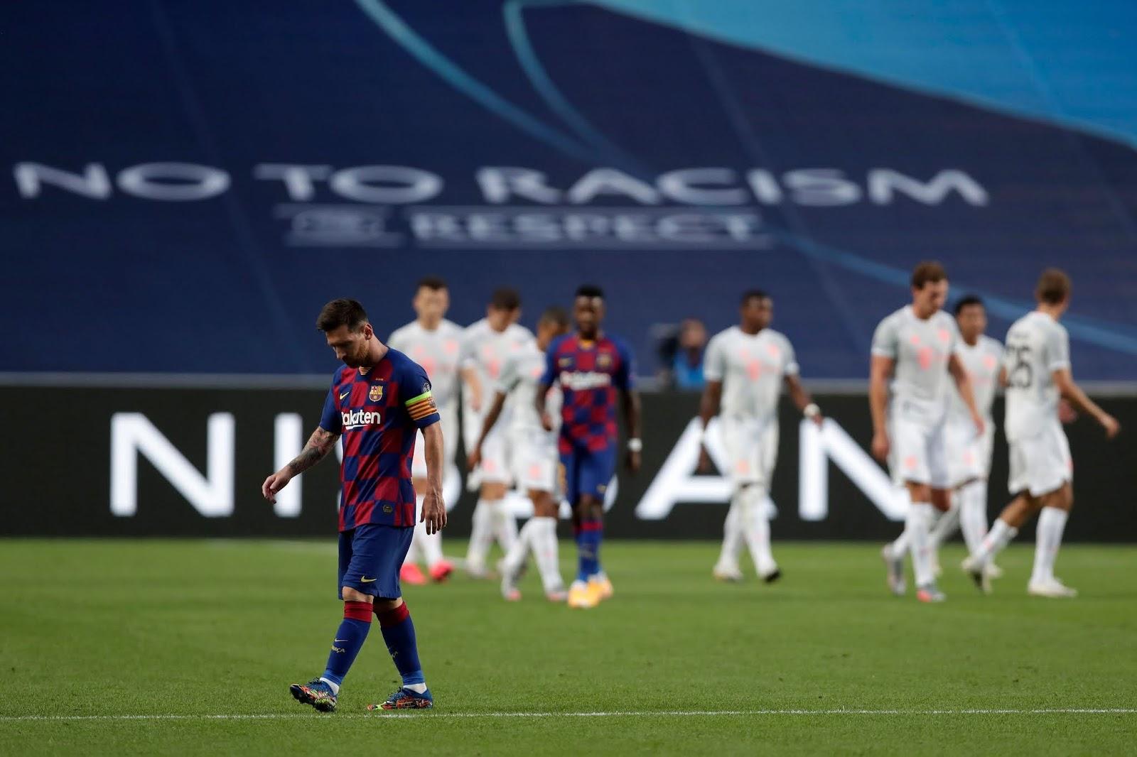 Barcelona - Bayern Munich