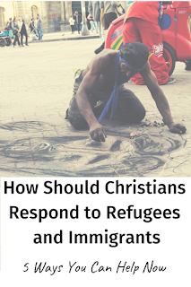 How You Can Help the Immigrant-Five Ways to Get Started Now I am a missionary living in Honduras and it is sad to see this huge humantarian crisis occur.  As a Christian we are called to love the alien, immigrant, and refugee and here are 5 ways you can help respond to the crisis.  #honduranhumanitariancrisis #helpingtherefugee #hospitality