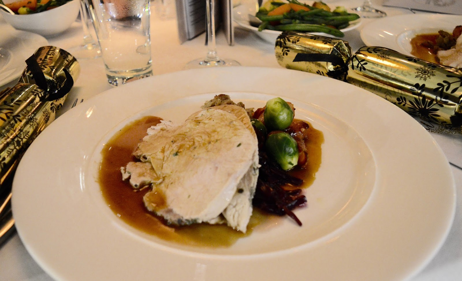 Celebrate Christmas at Newcastle Gusto  - roast turkey