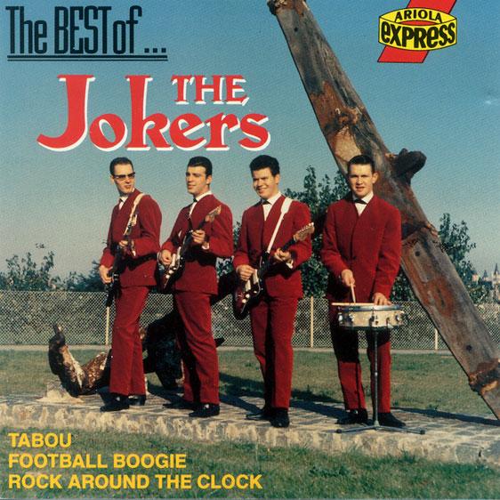 The Jokers - Beat Guitars