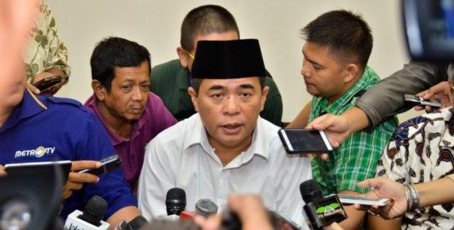 Ketua DPR Ade Komarudin Larang Pendemo Menginap Di Gedung Parlemen