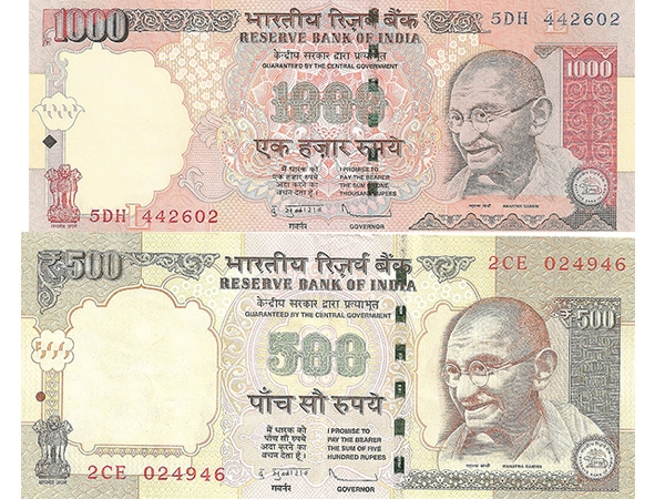 New Proverbs on Currency Notes