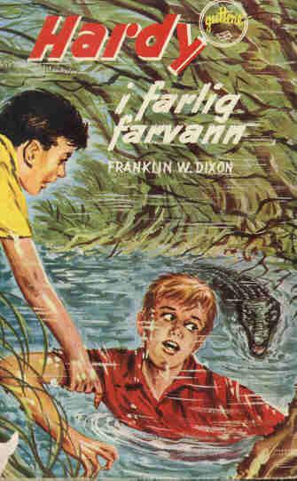 Hardyguttene i farlig farvann