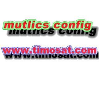 mutlics config