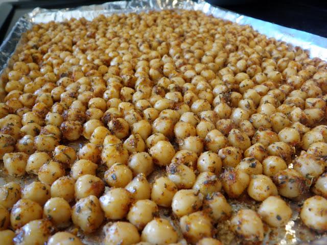 chickpeas aka garbanzo beans