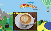 Logo Concorso NeroRistretto: vinci gratis 12 buoni ItalFoods e voucher viaggio