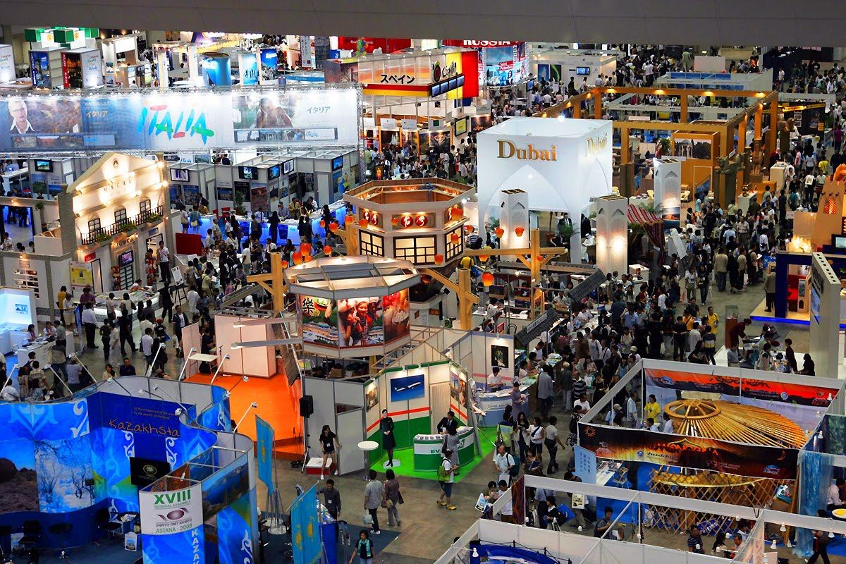 Conquer the Trade Show with Colour