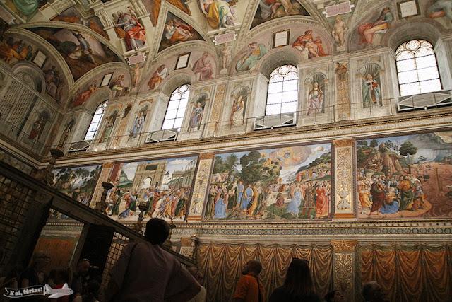 Capela Sistina, Vaticano, Sistine Chapel, Vatican