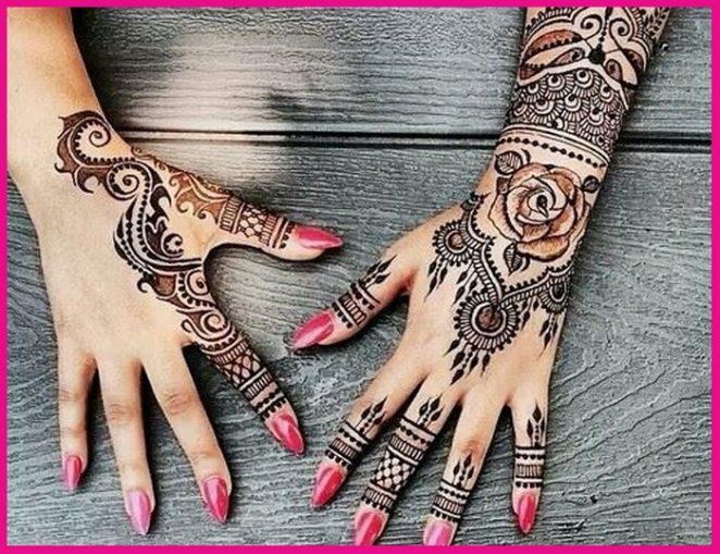 Best Mehndi Designs for hands