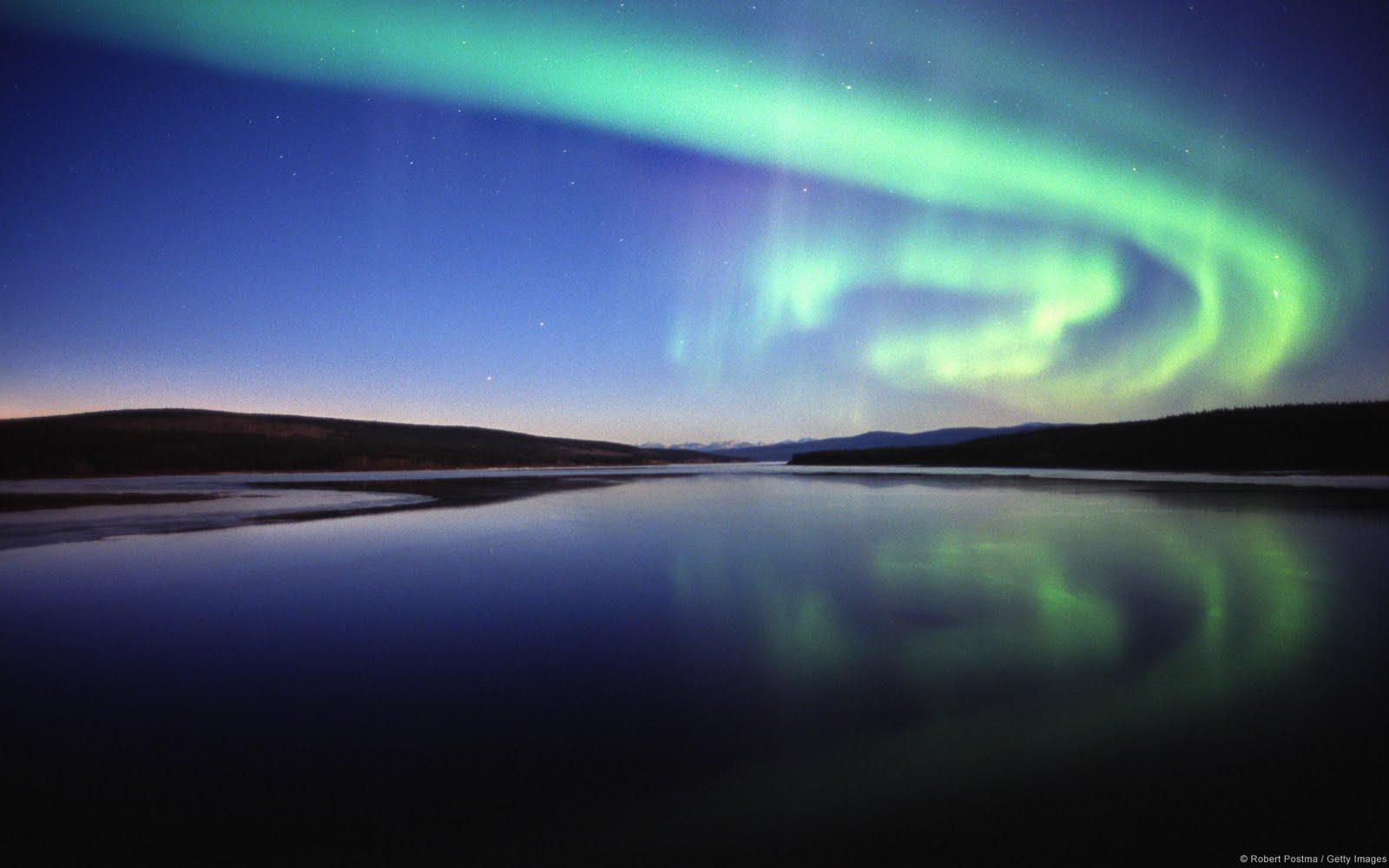 Tutto e di pi download sfondi per pc for Sfondi desktop aurora boreale