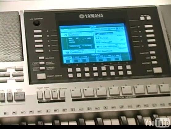 Sty Yamaha psr s910