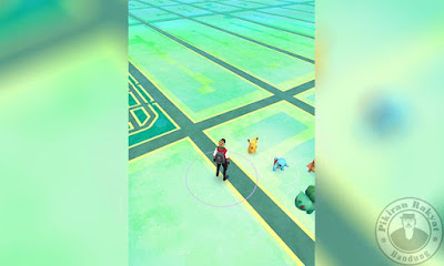 Trik Mudah Mendapat Pikachu Di Pokemon Go