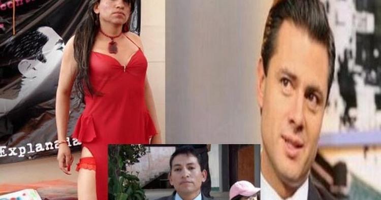 Yo fui el amante de Peña Nieto el mato a su esposa por que nos descubrió tengo foto y vídeo que lo sepa todo el mundo