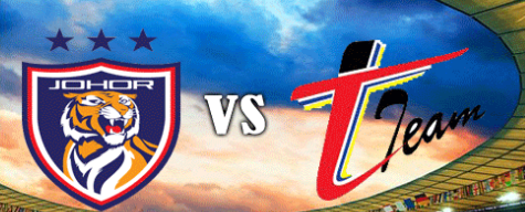 Live Streaming T-Team Vs JDT Liga Super 22 Julai 2017