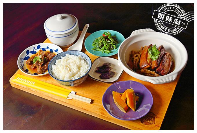 台南肥灶聚場johojia-台式料理也可以時尚文青,顛覆你想像的台菜餐酒館還有復古壽桃壽麵慶生餐