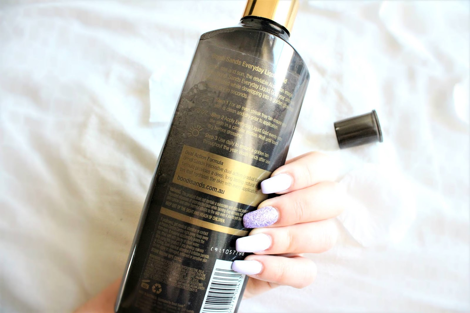 bondi sands everyday liquid gold review