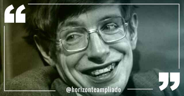 Stephen Hawking Frases Horizonte Ampliado