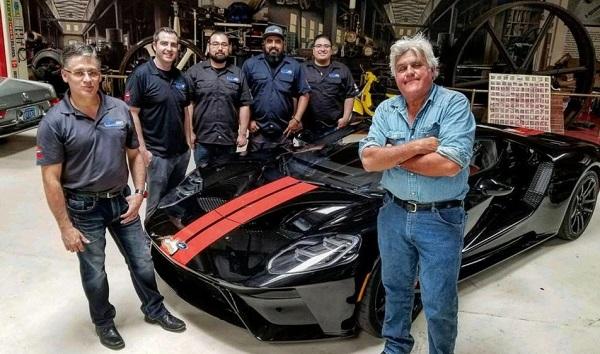 Ford GT Jay Leno