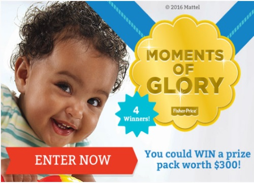 Mattel Global Medal Moments Contest