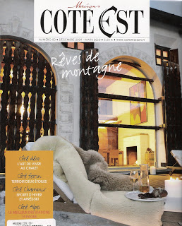 Maisons Côté Est Magazine, L's pick, subscription available in the emporium by linenandlavender.net