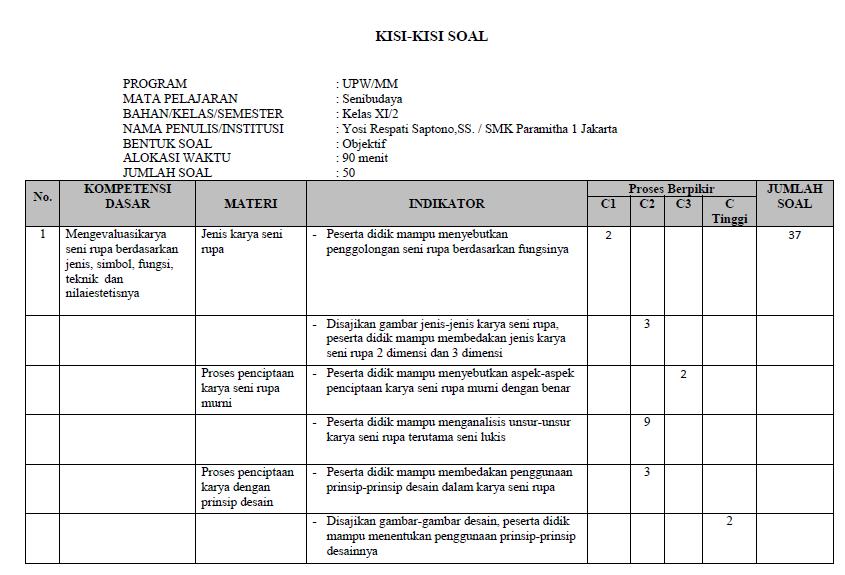 Latihan Soal Bahasa Indonesia Kelas X Smk Latihan Soal Bahasa Indonesia Kelas X Sma Dan