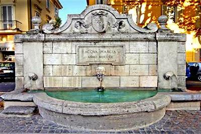 Acquedotto Acqua Marcia.Acqua Marcia Romanoimpero Com