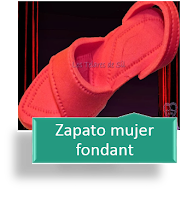 ZAPATO MUJER FONDANT