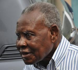 Former Senior Minister J.H. Mensah dies at 89