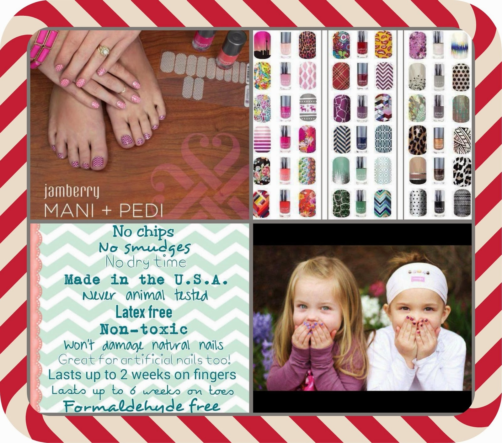 Jamberry Nails with Brandee Review