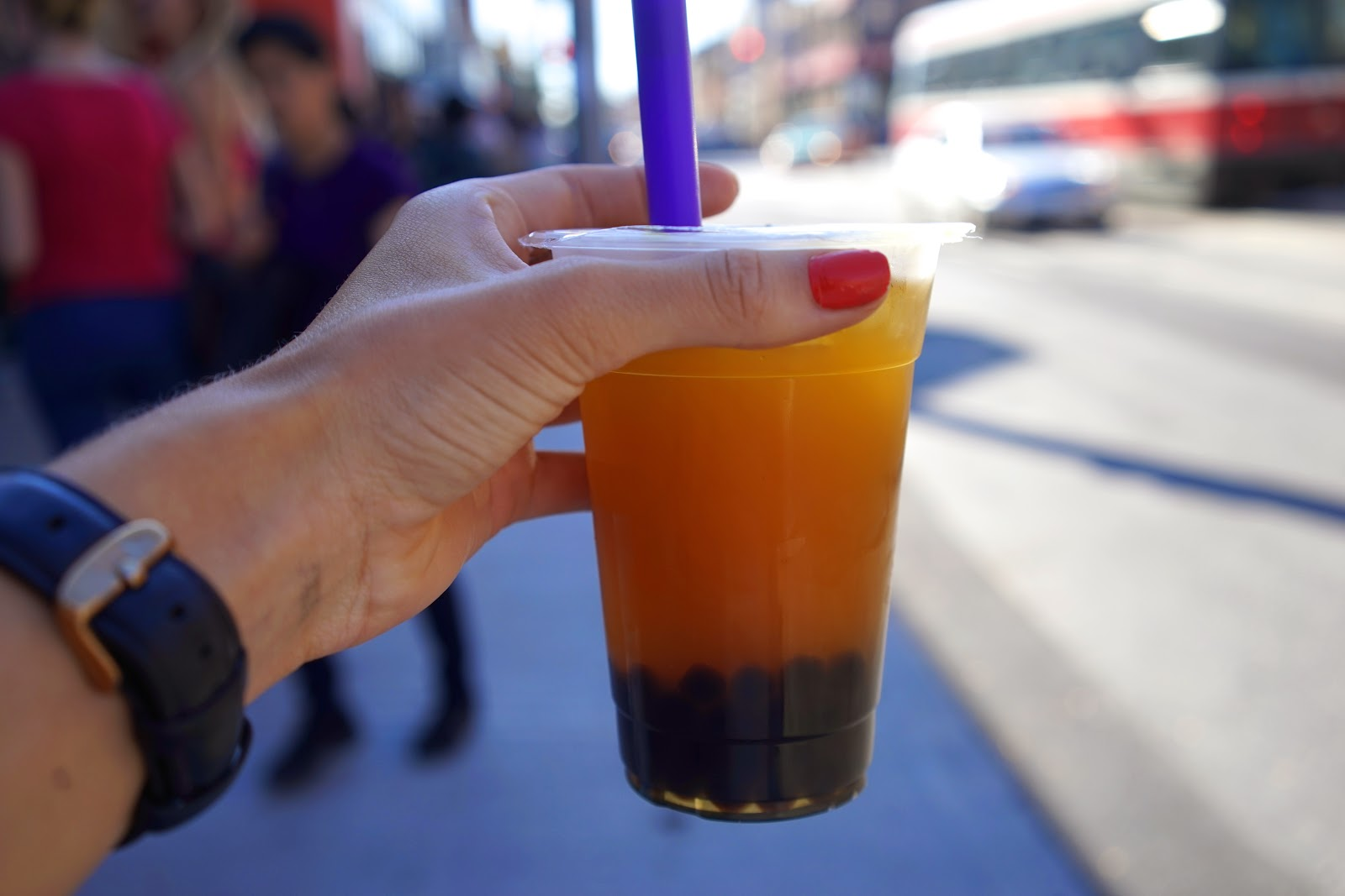 toronto bubble tea