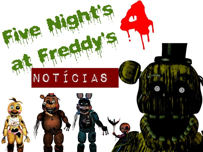 Five Night's at Freddy's 4